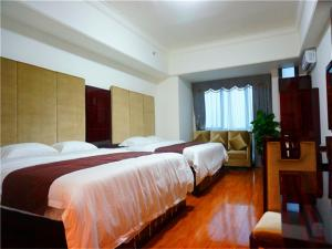 Golden Sunshine Apartment Panyu Wanda Plaza, Apartmány  Kanton - big - 33