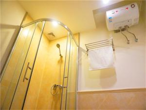 Golden Sunshine Apartment Panyu Wanda Plaza, Apartmány  Kanton - big - 7