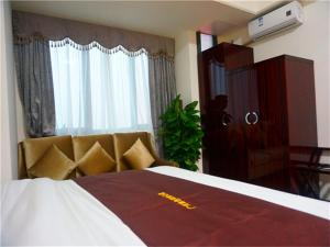 Golden Sunshine Apartment Panyu Wanda Plaza, Apartmány  Kanton - big - 6