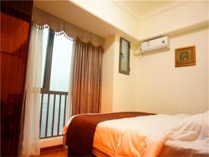 Golden Sunshine Apartment Panyu Wanda Plaza, Apartmány  Kanton - big - 14