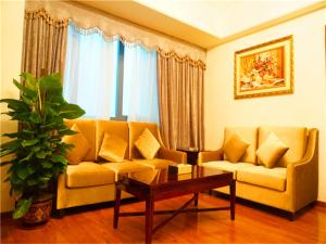 Golden Sunshine Apartment Panyu Wanda Plaza, Apartmány  Kanton - big - 22