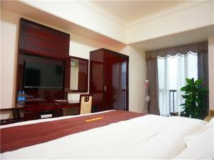 Golden Sunshine Apartment Panyu Wanda Plaza, Apartmány  Kanton - big - 28