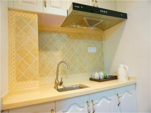 Golden Sunshine Apartment Panyu Wanda Plaza, Apartmány  Kanton - big - 21