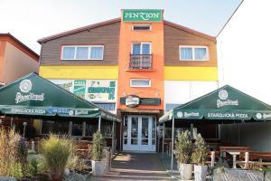 Albergues - Penzion-Hotel Starojícká Pizza