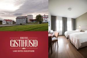 Gistihúsið - Lake Hotel Egilsstadir - Hallormsstaður