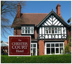 Chester Court Hotel, Отели  Честер - big - 1