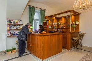 Aparthotel Lublanka, Hotels  Prag - big - 89