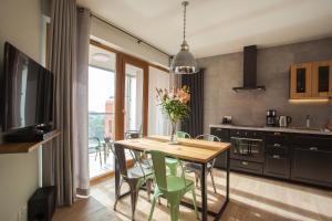 Stay-In Riverfront Lofts, Apartmanok  Gdańsk - big - 10