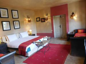 Palais Oumensour, Bed and breakfasts  Taroudant - big - 17