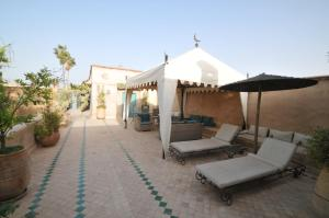 Palais Oumensour, Bed and breakfasts  Taroudant - big - 75
