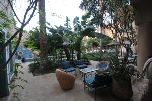 Palais Oumensour, Bed and breakfasts  Taroudant - big - 70