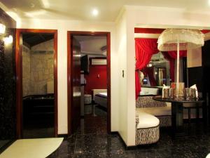 Motel Giro D'Água (Adult Only), Hodinové hotely  Caxias do Sul - big - 18