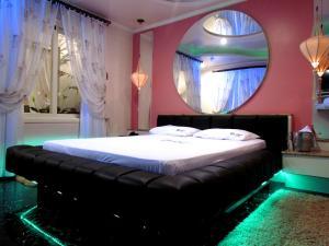 Motel Giro D'Água (Adult Only), Hodinové hotely  Caxias do Sul - big - 10
