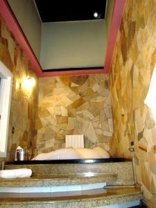 Motel Giro D'Água (Adult Only), Отели для свиданий  Кашиас-ду-Сул - big - 7