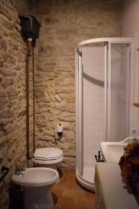 Appartamenti turistici Vicolo S. Chiara, Apartmanok  Sassoferrato - big - 11