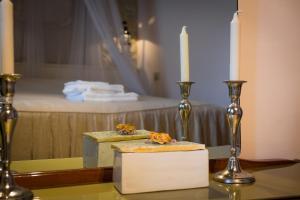 Appartamenti turistici Vicolo S. Chiara, Apartmanok  Sassoferrato - big - 12