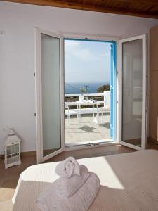 Sea Wind Villas, Dovolenkové domy  Tourlos - big - 55