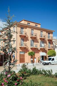 Acronafplia Pension B&D Argolida Greece