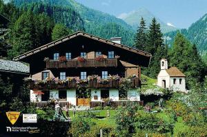 Apartmán Familienparadies Wolfgangbauer Heiligenblut Rakousko