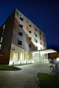 4 hvězdičkový hotel Hotel Euro Pardubice Česko