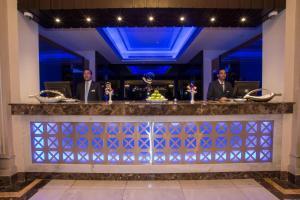 Blue Night Hotel, Szállodák  Dzsidda - big - 67