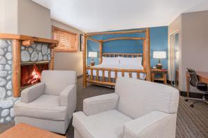 Holiday Inn Resort The Lodge at Big Bear Lake, Hotely  Big Bear Lake - big - 46