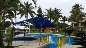 Hotel y Balneario Playa San Pablo, Отели  Монте-Гордо - big - 168