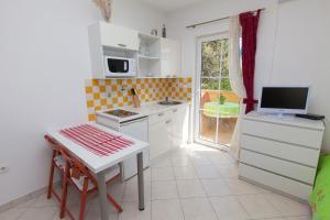 Apartments Vila Rosa Mora, Apartmány  Crikvenica - big - 7