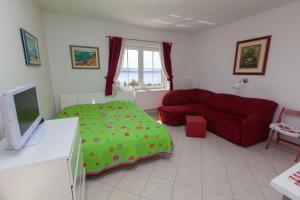 Apartments Vila Rosa Mora, Appartamenti  Crikvenica (Cirquenizza) - big - 6