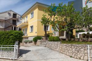 Apartments Vila Rosa Mora, Apartments  Crikvenica - big - 44