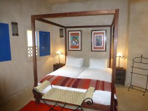 Palais Oumensour, Bed and breakfasts  Taroudant - big - 82