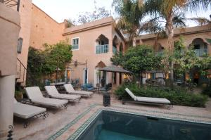 Palais Oumensour, Bed and breakfasts  Taroudant - big - 80