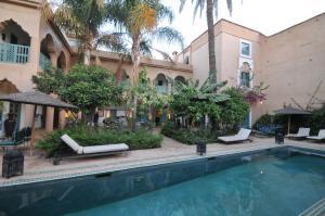 Palais Oumensour, Bed and breakfasts  Taroudant - big - 79
