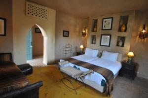Palais Oumensour, Bed and breakfasts  Taroudant - big - 50