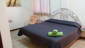 Hotel y Balneario Playa San Pablo, Отели  Монте-Гордо - big - 169