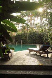 Villa Bhuana Alit, Гостевые дома  Убуд - big - 87