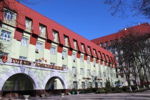 Отель Юбилейный, Сумы