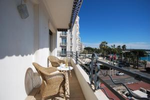 Palais Des Iles 3 Pièces Vue Mer 56638, Apartmány  Cannes - big - 14