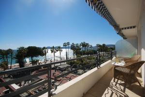 Palais Des Iles 3 Pièces Vue Mer 56638, Apartmány  Cannes - big - 16