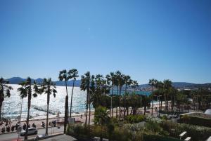 Palais Des Iles 3 Pièces Vue Mer 56638, Apartmány  Cannes - big - 17