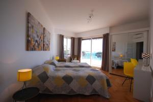 Palais Des Iles 3 Pièces Vue Mer 56638, Apartmány  Cannes - big - 22