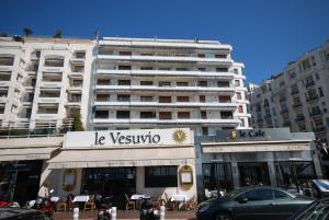 Palais Des Iles 3 Pièces Vue Mer 56638, Apartmány  Cannes - big - 28