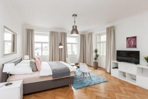 Prague Center Apartments - Praga