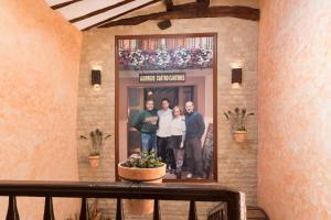 Albergue Cuatro Cantones (Exclusivo para Peregrinos), Хостелы  Белорадо - big - 29