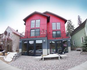 22, Apartmány  Whitefish - big - 12