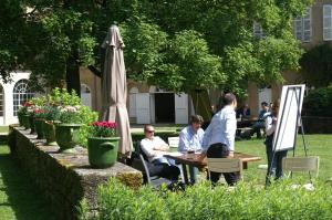 B&B Vassy Etaule, Bed & Breakfast  Avallon - big - 133