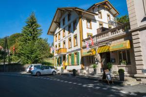 Budget Waldhotel Unspunnen - Accommodation - Interlaken