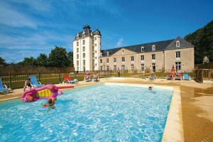 Location gîte, chambres d'hotes Résidence Prestige Odalys Le Château de Kéravéon dans le département Morbihan 56