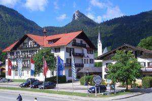 Hotel Hotel zur Post Kreuth Německo