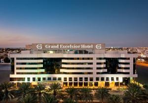 Grand Excelsior Hotel Deira - Dubai
